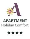 4-Sterne-Wohnung gemäss Klassifikation Schweizerischer Tourismusverband