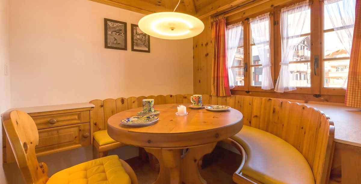 Holiday apartment Chalet Obere Gasse in Saas-Fee