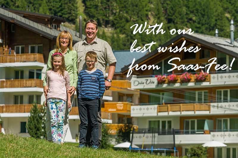 The Fabiola & Franzisco Zurbriggen family