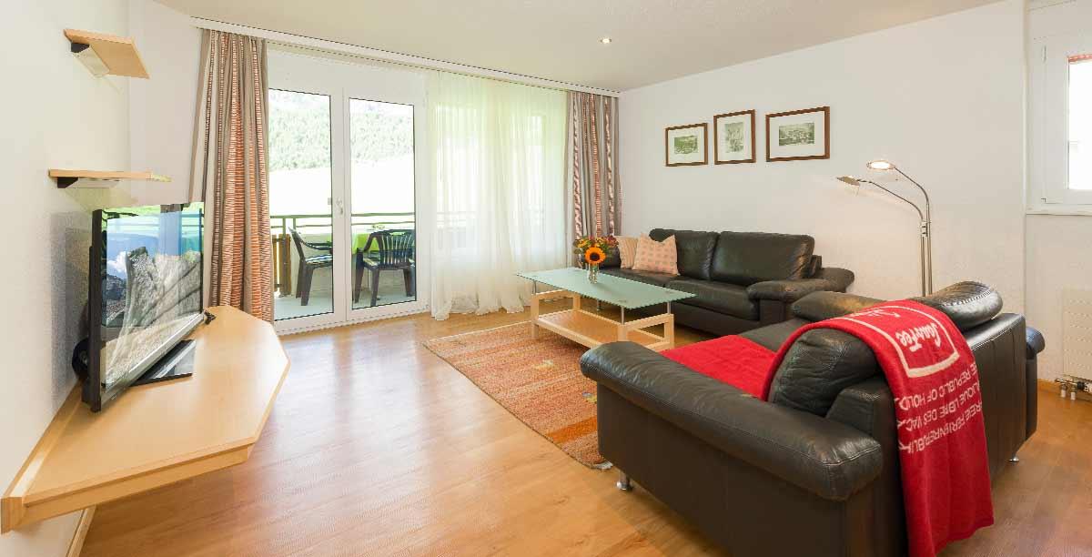 Dolce Vita Saas-Fee holiday apartment Dom